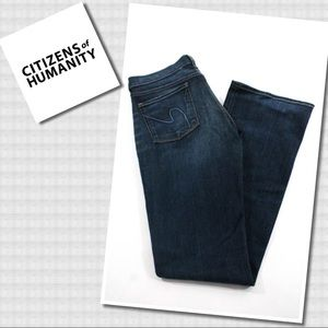 Citizens of Humanity Low Rise Bootcut Jeans 30